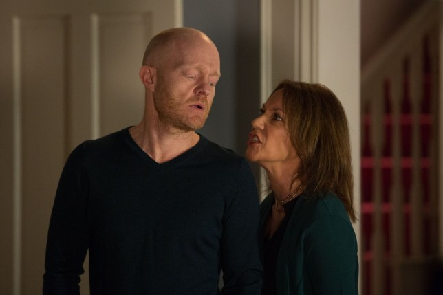 Max Branning (Jake Wood) is back in EastEnders