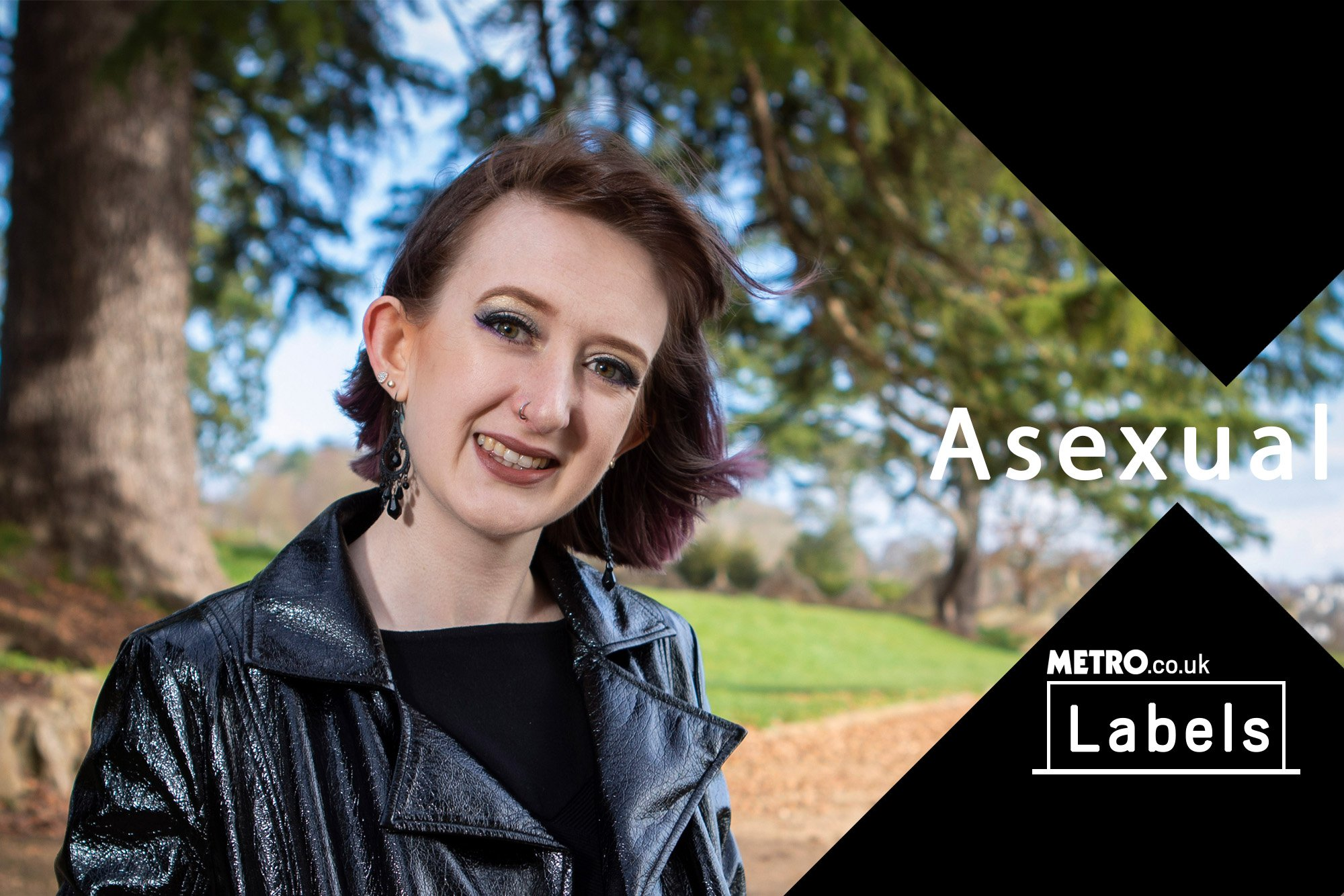 My Label and Me: I used to think asexual meant fancying yourself