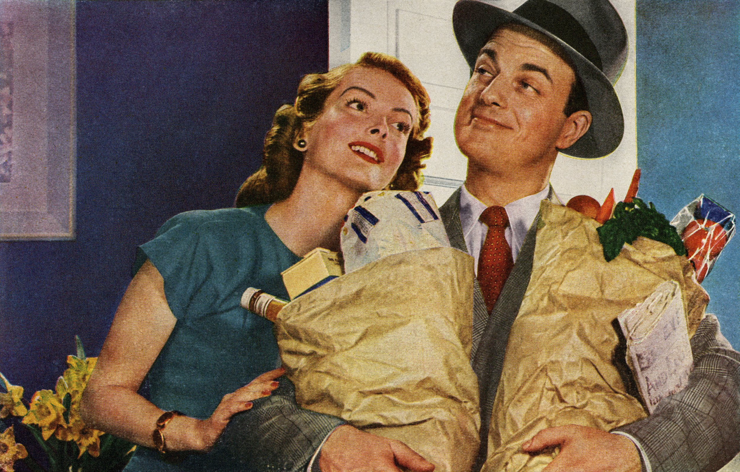 Keep your spouse happy and you'll live longer – science says so