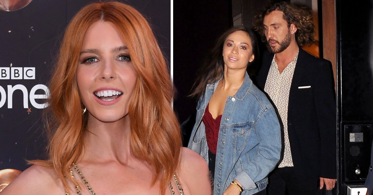 Stacey Dooley was 'never bothered' by Seann Walsh and Katya Jones' shocking Strictly scandal