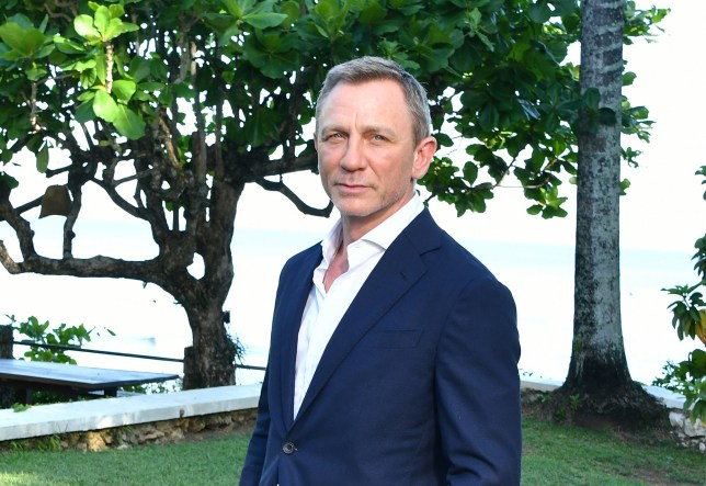 Daniel Craig will be back on his feet soon.