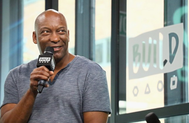 "FILE - APRIL 25: Director John Singleton is reportedly in a coma after suffering a stroke. NEW YORK, NY - JULY 20: Creator John Singleton attends Build to discuss ""Snowfall"" at Build Studio on July 20, 2017 in New York City. (Photo by Jim Spellman/WireImage)"