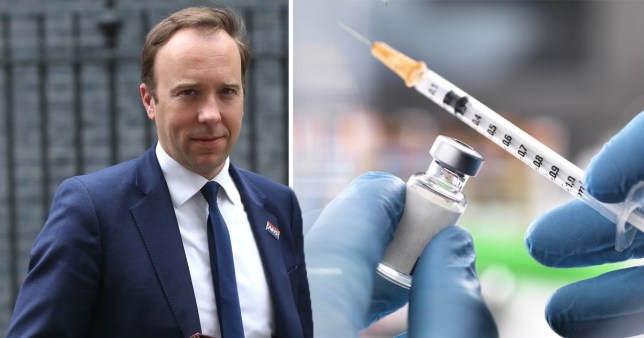 Children who have not had their MMR vaccine could be BANNED from UK schools, Health Secretary says
