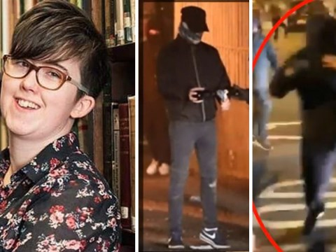 First picture of 'gunman' who murdered journalist Lyra McKee