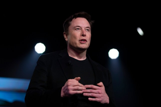 FILE - In this Thursday, March 14, 2019 file photo, Tesla CEO Elon Musk speaks before unveiling the Model Y at the company's design studio in Hawthorne, Calif. Elon Musk and U.S. securities regulators have settled their dispute over the Tesla CEO's tweets, with Musk agreeing to having his future communications regarding the electric-car maker pre-approval by a company-employed expert. The Securities and Exchange Commission and Musk reached the agreement, which they detailed in filings Friday, April 26, 2019 in federal court in Manhattan. (AP Photo/Jae C. Hong, File)