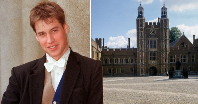 Eton gets 80% tax break because its listed as a 'charity'