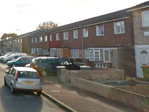 Woman dies after being pulled from burning home in London