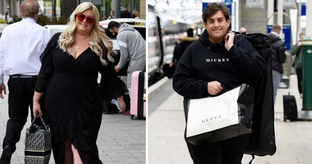 Gemma and Arg moving on