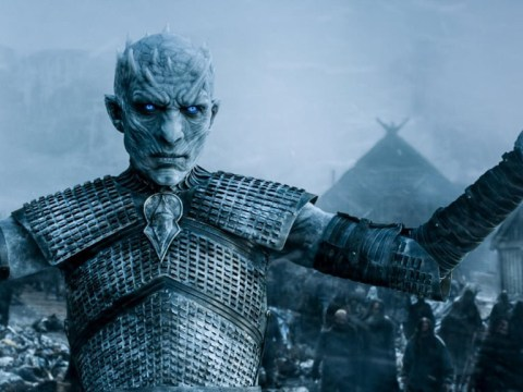 How was the Night King created in Game of Thrones?