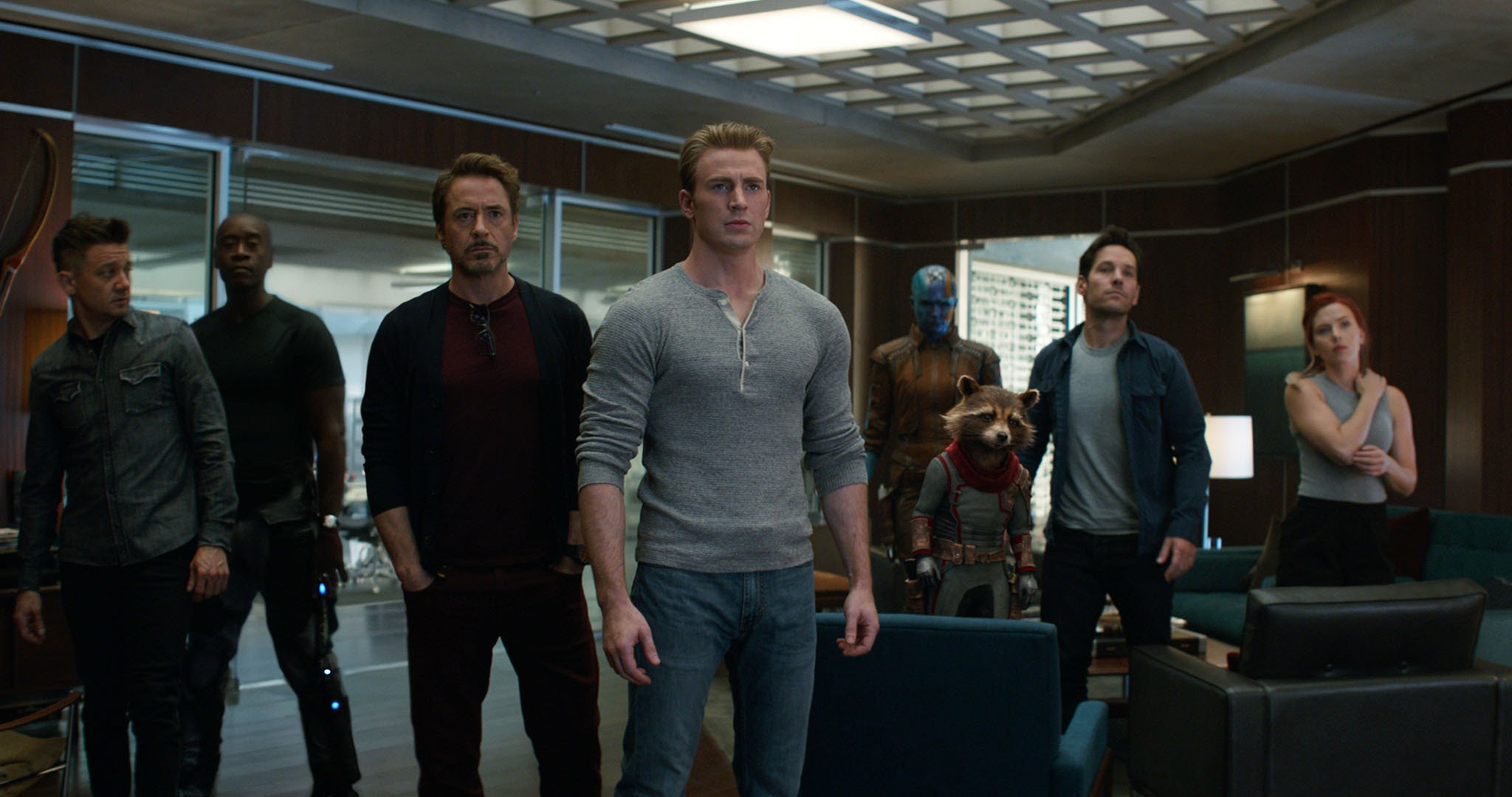 Avengers: Endgame passes Titanic to become second highest grossing film of all time