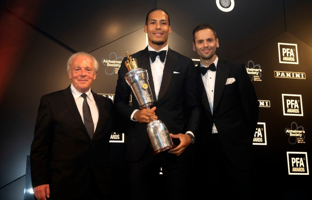 Pep Guardiola Names The Man City Player Who Should Have Beaten Liverpool S Virgil Van Dijk To Player Of The Year Award Metro News
