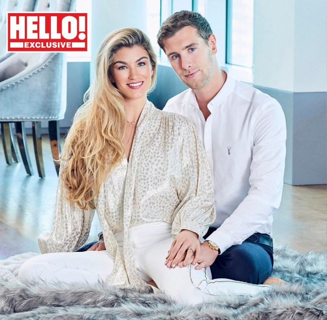 Amy Willerton Engaged As Boyfriend Daniel Day Pops The