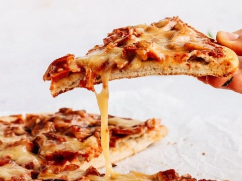 Frozen vegan pizza with 'melty stretchy' cheese to launch in the UK