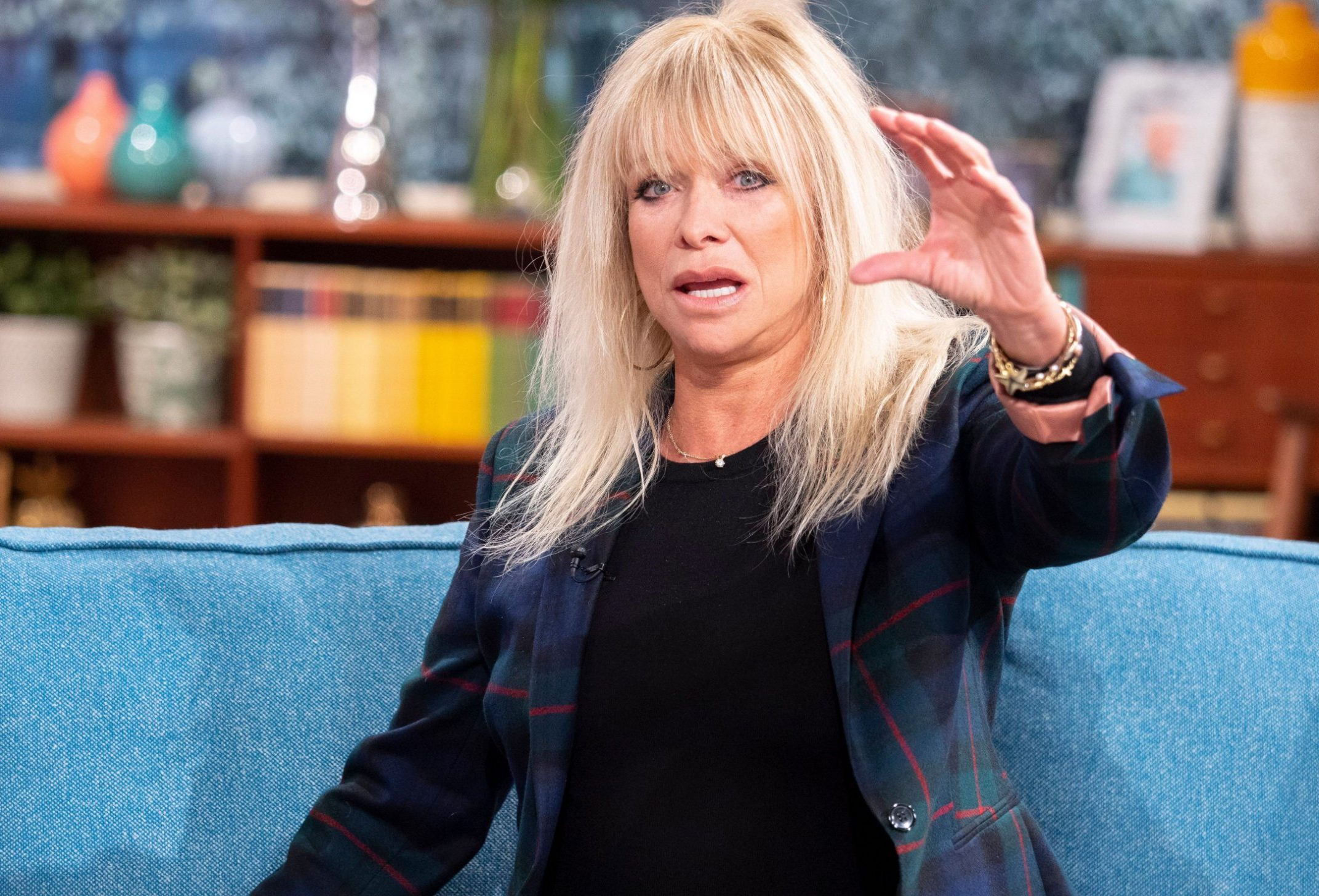 Jo Wood on This Morning