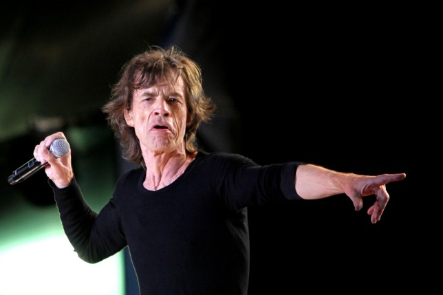 London, April 3, 2019 - The Rolling Stones frontman Mick Jagger will undergo surgery this week in New York to replace a heart valve, with the band postponing the North American leg of No Filter tour as a result. FILE Image - Mick Jagger performs during the Rock in Rio Lisbon 2014 music festival, in Lisbon, Portugal on May 29, 2014. (Photo by Pedro Fi??za/NurPhoto via Getty Images)