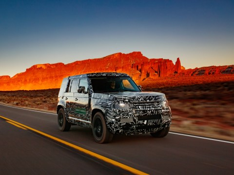 New Land Rover to be built in Slovakia rather than UK