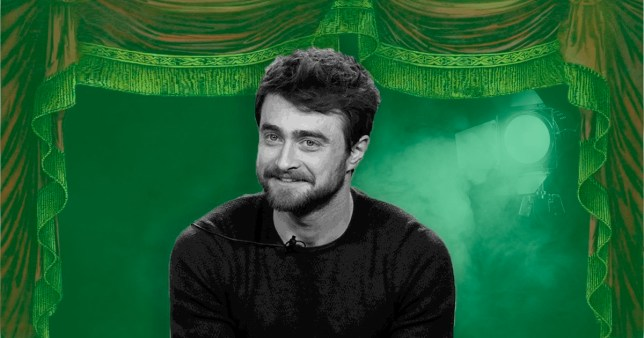 Harry Potter actor Daniel Radcliffe
