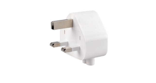 Beware the risky Apple plugs which could give you a nasty shock if they break (Image: Apple)