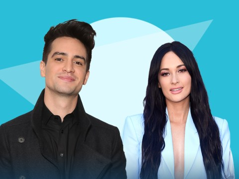 Brendan Urie wants to work with Kacey Musgraves next because he's not content with one country queen