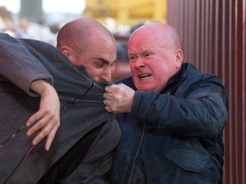 EastEnders spoilers: Phil Mitchell battles to save Louise as she faces death from sex traffickers