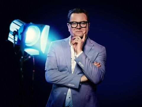 Alan Carr to host new panel show There's Something About Movies
