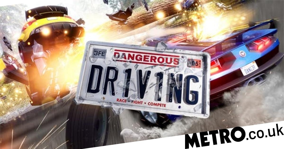 Game review: Dangerous Driving is an unofficial Burnout
