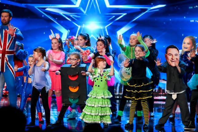 BGT 2019: Who are David's Golden Buzzer act Flakefleet Primary