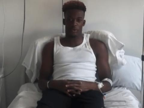 Callum Hudson-Odoi undergoes surgery to repair ruptured Achilles