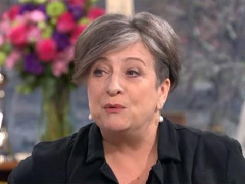 Caroline Quentin has doubts about Men Behaving Badly reboot