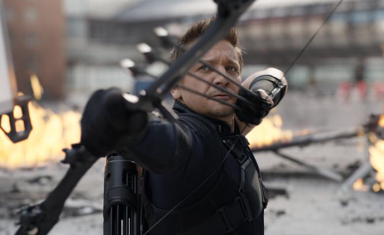 Jeremy Renner's Hawkeye is getting a TV series on Disney