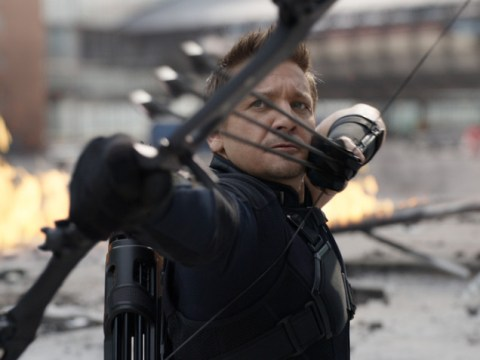 Jeremy Renner's Hawkeye is getting a TV series on Disney+