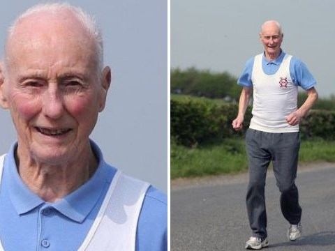 London Marathon's oldest runner slams organisers for not arranging taxi