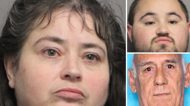 'Woman stood guard as her son, boyfriend and ex-husband took turns raping girl, 4'