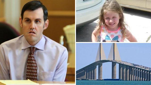 Killer dad John Jonchuck convicted of hurling girl, 5, to death from huge bridge
