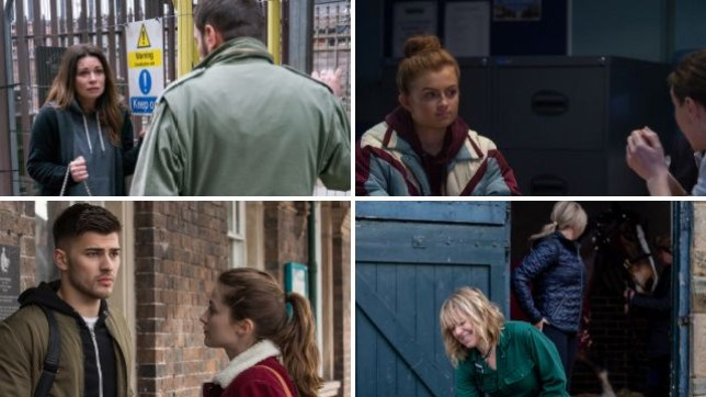12 soap spoiler pictures: Coronation Street's missing person, EastEnders gang danger, Emmerdale sex shock, Hollyoaks death