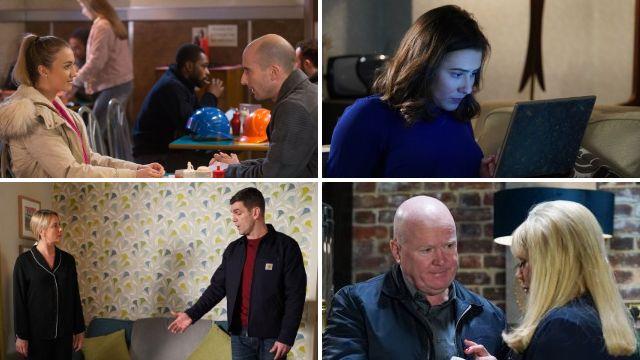 EastEnders spoilers: Sean Slater twist, will Louise die, Ben's shocking secret