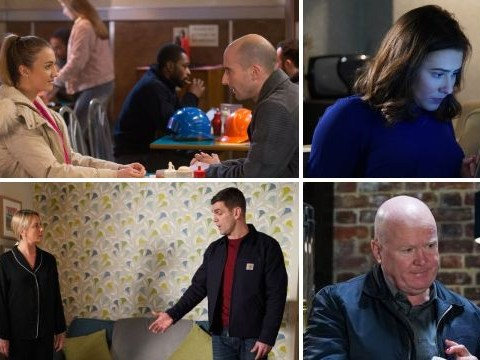 EastEnders spoilers: Sean Slater twist, will Louise die, Ben's shocking secret