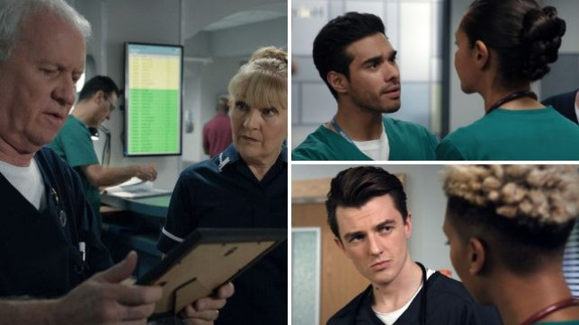 Here are the Casualty spoilers coming tonight