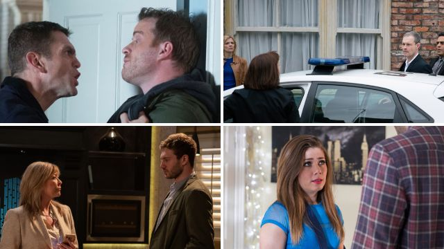 25 soap spoilers: Sean Slater death shock in EastEnders, Eric Pollard crash horror in Emmerdale, Hollyoaks gun horror, Coronation Street arrest