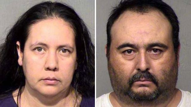 'Woman made laborer have sex with her while her husband held him at gunpoint'
