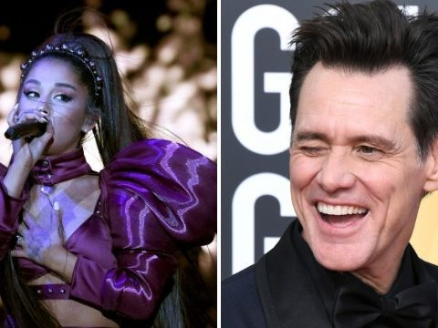 Ariana Grande explains Jim Carrey obsession with depression quote: 'Your body needs deep rest'