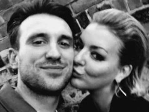 Sheridan Smith sparks marriage rumours as she calls fiancé Jamie Horn 'hubby'