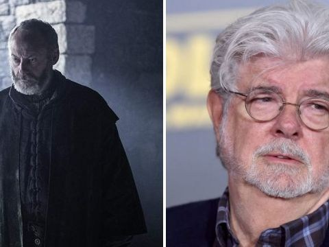 Star Wars' creator George Lucas kept sneaking onto Game Of Thrones' set