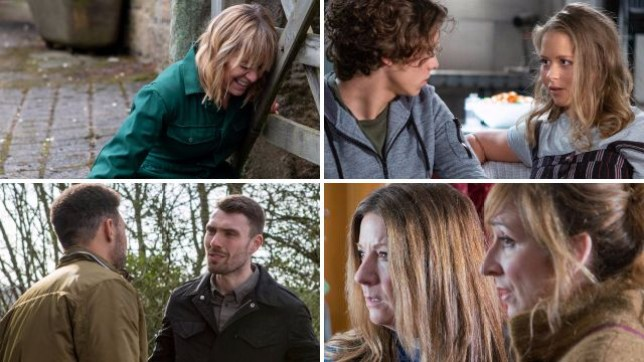 Emmerdale spoilers for Rhona, Liv, Jacob, Harriet, Laurel