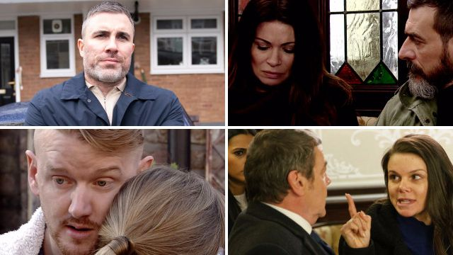 10 Coronation Street spoilers: Deadly paranoia, Chesney death danger and a cold-hearted con