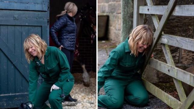 Emmerdale spoilers: Rhona Goskirk left to die by Kim Tate?