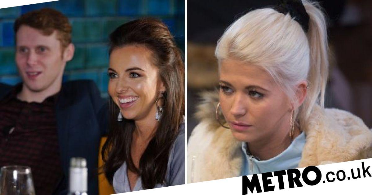 EastEnders spoilers: Jay and Ruby torn apart as he reunites