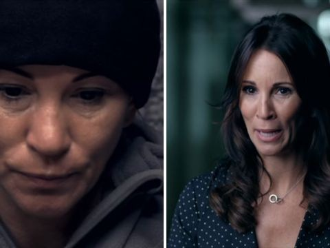 Andrea McLean praised as 'brave' on SAS: Who Dares Wins as past trauma comes back to haunt her