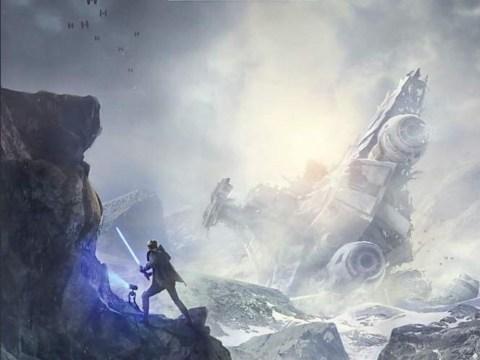 Star Wars Jedi: The Fallen Order artwork leaks – full reveal tomorrow
