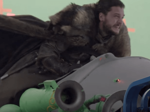 Kit Harington smashed his balls while riding a dragon in Game Of Thrones: 'I thought this was how it ends'